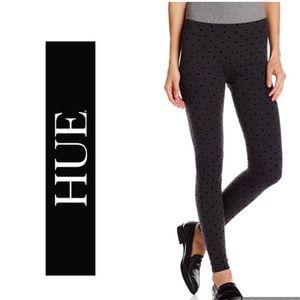 Hue black leggings (nwot)
